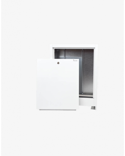 Cabinet for manifold 2-4 ways inside wall 370/120/575